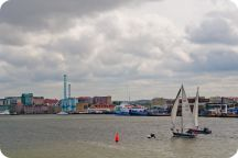 Chalmers Student Sailing