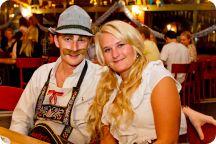 Oktoberfest och F6-gasque