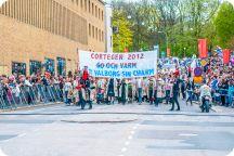 Cortège 2012