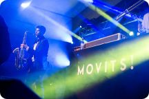 Valborgskalaset: Movits