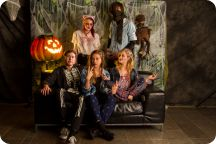 Studio Halloweenkalaset
