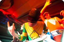 Halloweenkalas: Neverstore, Smash into pieces, Mash up international