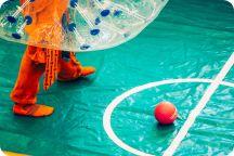 CM i zorbfotboll