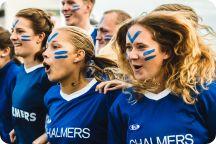 Finalkampen & Cheer