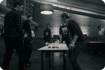 PU Beerpong Tournament & FestU Lost in Space